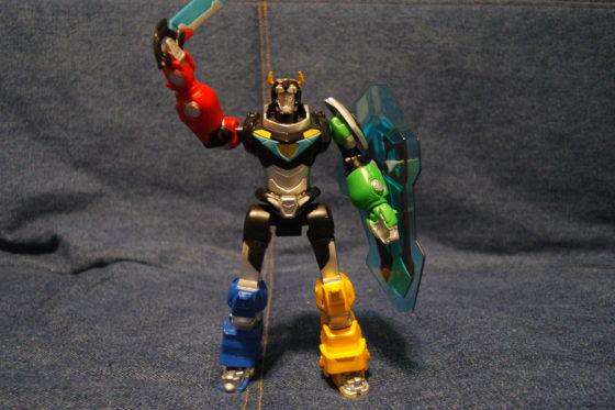 Sword Attack Voltron