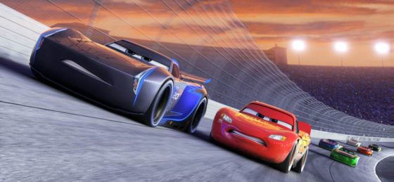 Cars 3 Racing Image