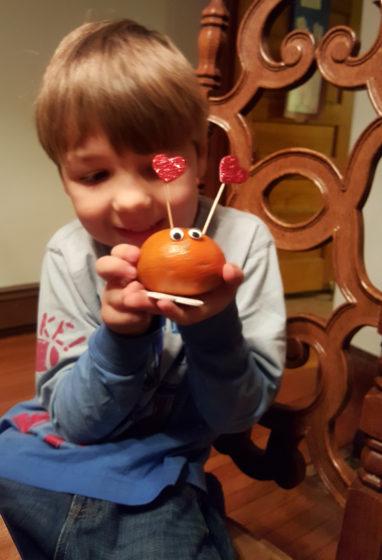 Halos Love Bug Boy