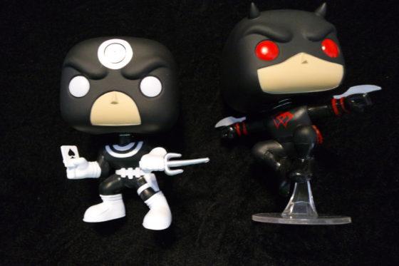 Bullseye and Daredevil