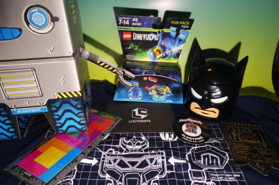 Loot Crate Build February 2017