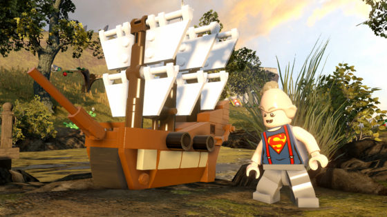 Goonies Sloth Pirate Ship