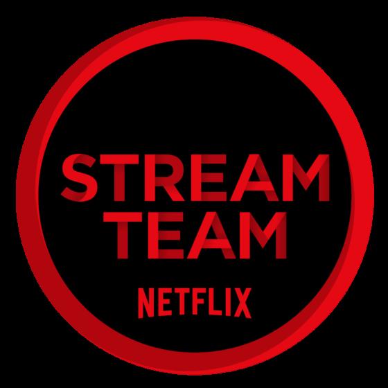 Stream Team Logo Netflix