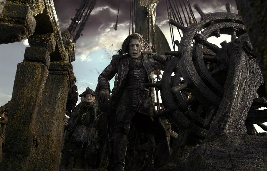 The Extended PIRATES OF THE CARIBBEAN: DEAD MEN TELL NO TALES Big Game Spot