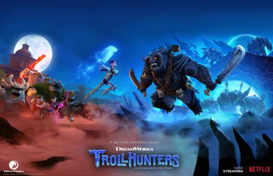 Trollhunters Wondercon Litho