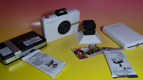 Polaroid Haul