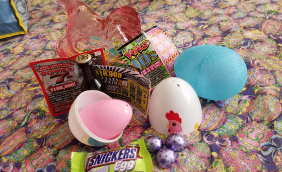 Adult Egg Hunt Haul