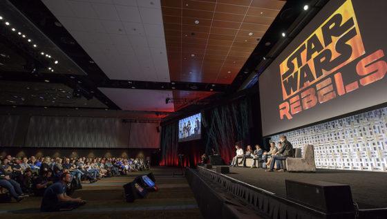 Star Wars Rebels Panel