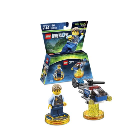 LEGO City Fun Pack 71266