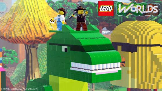 LEGO Worlds Launch Trailer