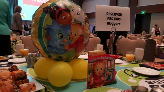 PBS Kids Breakfast
