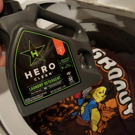 HERO Clean Laundry Detergent