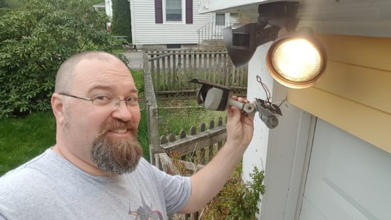 Upgraded Floodlight
