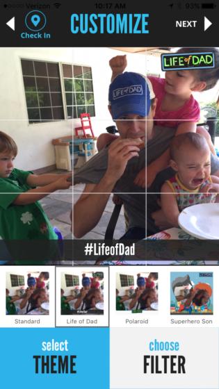 Life of Dad App