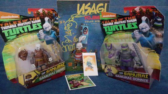 Usagi Yojimbo Toys
