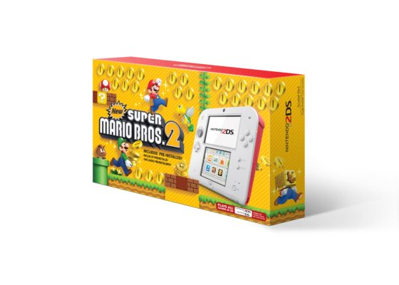 Super Mario Bos 2 2DS Bundle