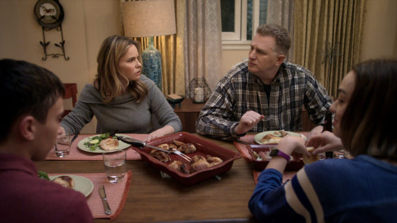 A Family Dinner - Atypical - Netflix