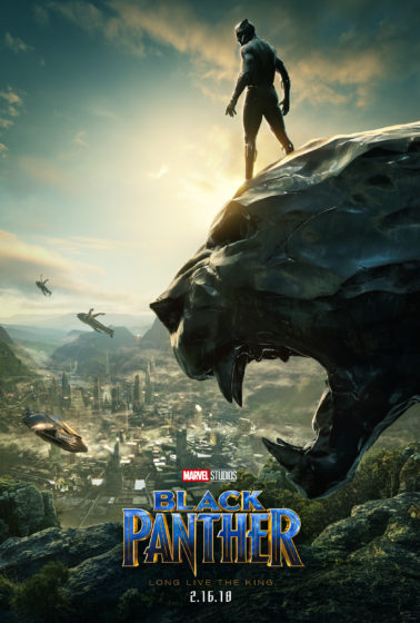 SDCC Black Panther Poster