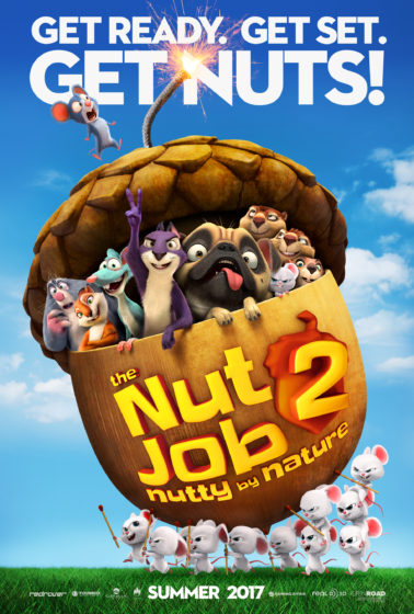 Nut Job 2 Poster