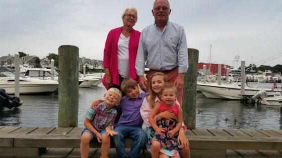 Family at Flying Bridge
