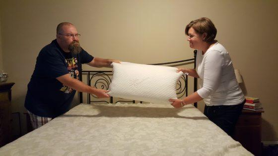 Pillow Tug O War