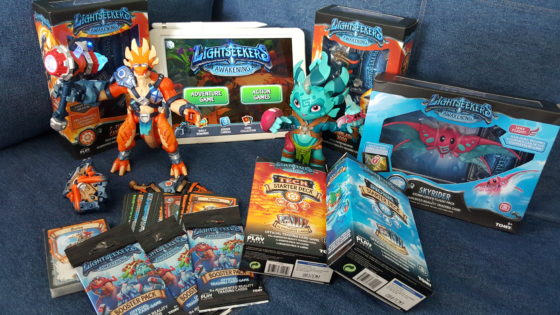 Lightseekers Toys