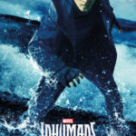 Marvel Inhumans Triton Character Poster