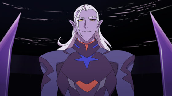 Voltron - Prince Lotor