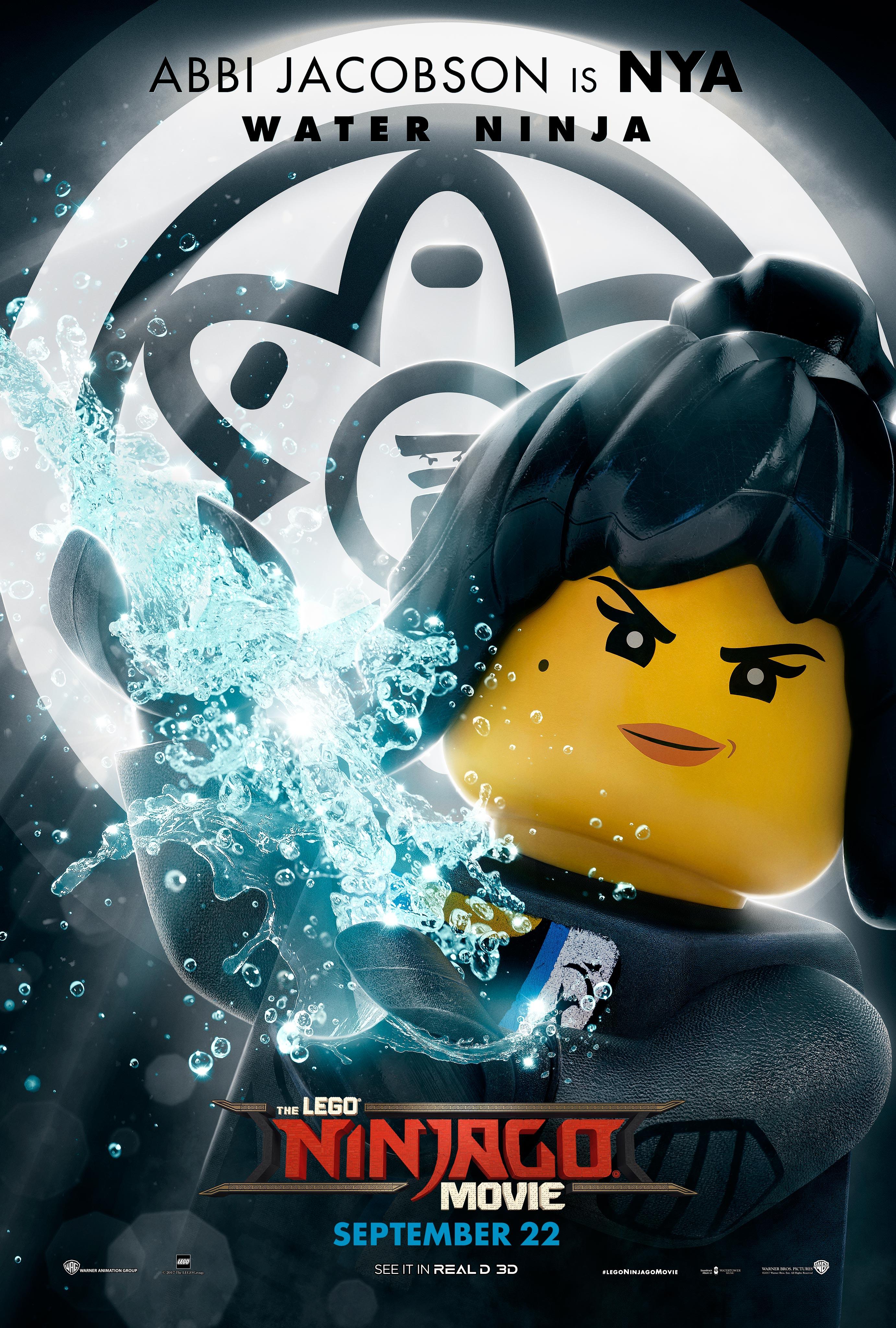 The LEGO® NINJAGO® Heroes - LEGOLAND® Deutschland Resort  Ninjago Nya Water Ninja