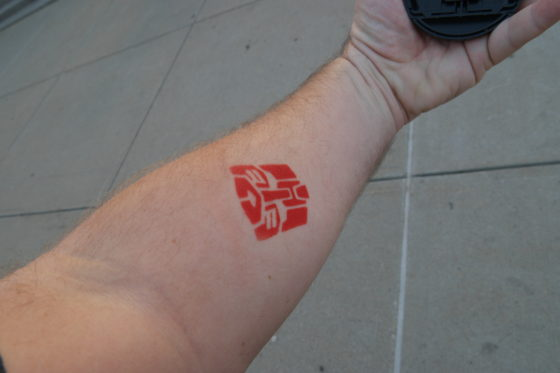 My Autobot Symbol