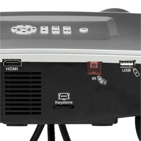 The Home Depot WindowFX Projector USB HDMI