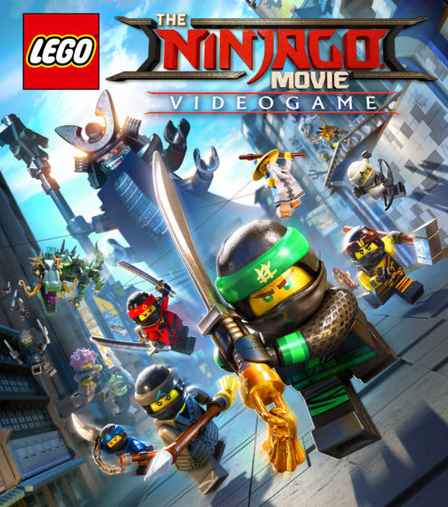 Train to Win with The LEGO NINJAGO Movie Video Game | BenSpark ...