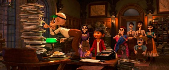 Coco Movie Still