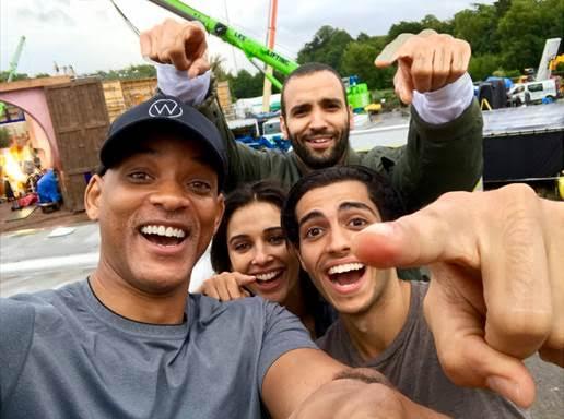 Cast of Aladdin