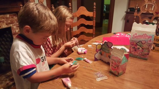 Creating Frosted Friends with Sweetlings