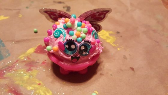 A Sweetling Mini cupcake