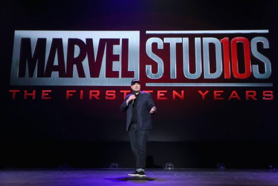 Kevin Feige at D23