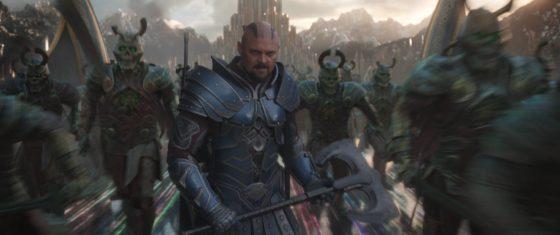 Skurge with the Berserkers