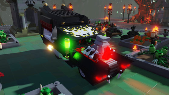 LEGO Worlds MonstersPack