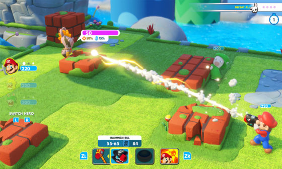 Crazy Rabbids Weapons