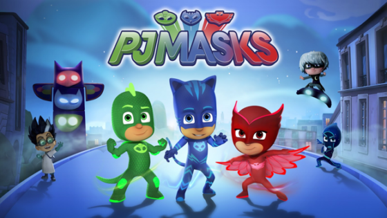 PJ Masks on Netflix