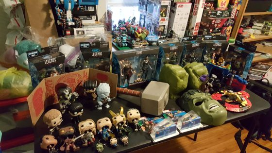 Thor Ragnarok Toys