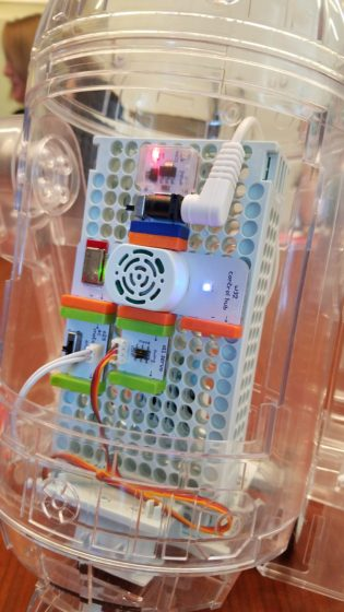 littleBits Droid Inventor Kit bits