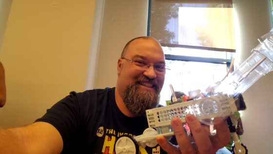 I made my own Droid with littleBits