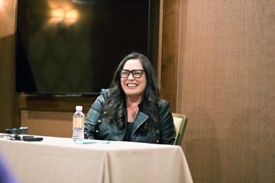 Rachel House - Topaz - Happy Interview
