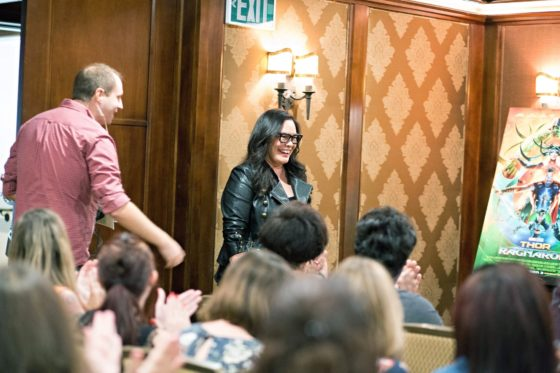 Rachel House - Topaz Enters Room