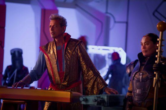 Jeff Goldblum - Grandmaster - Rachel House - Topaz