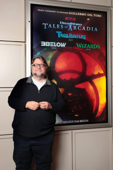Guillermo del Toro announces Tales of Arcadia - A Trilogy Series on Netflix