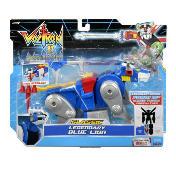 Voltron Classic Legendary Blue Lion