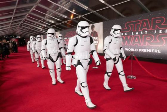 Red Carpet Stormtroopers